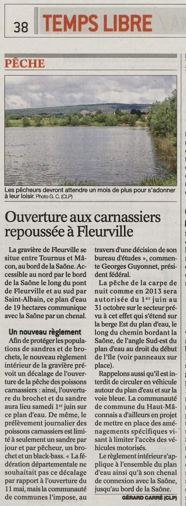 Article Fleurville 2013