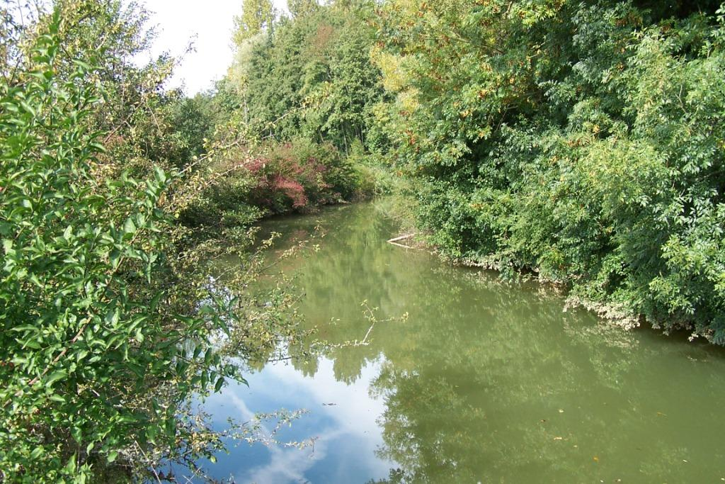 La Brenne à Mouthier-en-Bresse