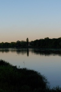 La Saône à Saint-Jean-le-Priche