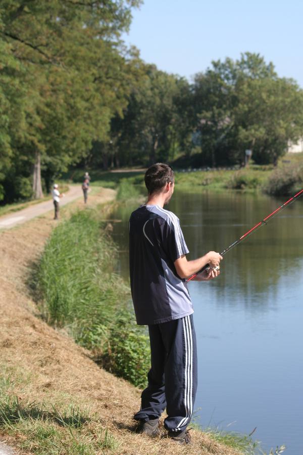 Journée pêche aux leurres 2014