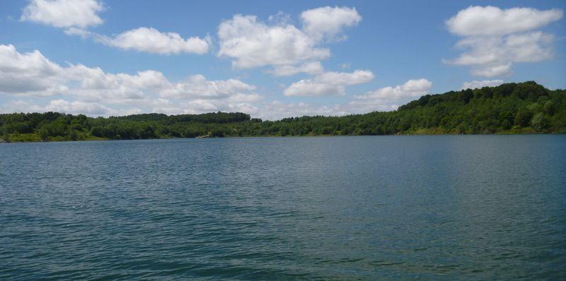 Lac de Saint Amédée