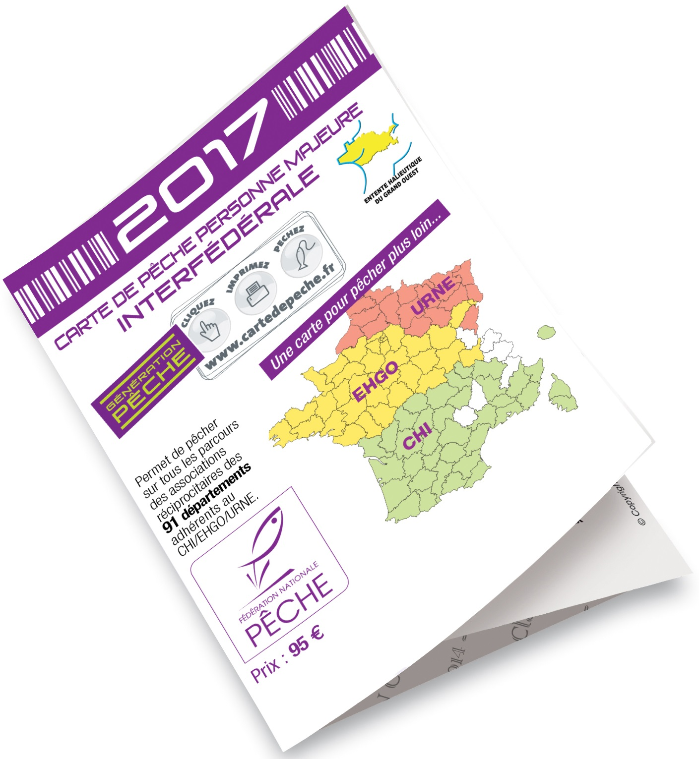 carte de peche a la journée prix Carte de pêche 2020   Fédération de pêche de Saône et Loire