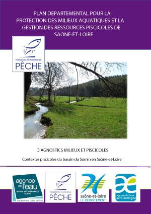 Diagnostic piscicole bassin versant du Sornin